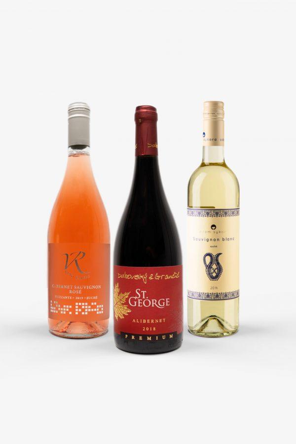 Box vína december 2020 mix