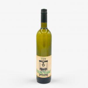 Ivan Foriš, Rizling Vlašsky, biele, víno