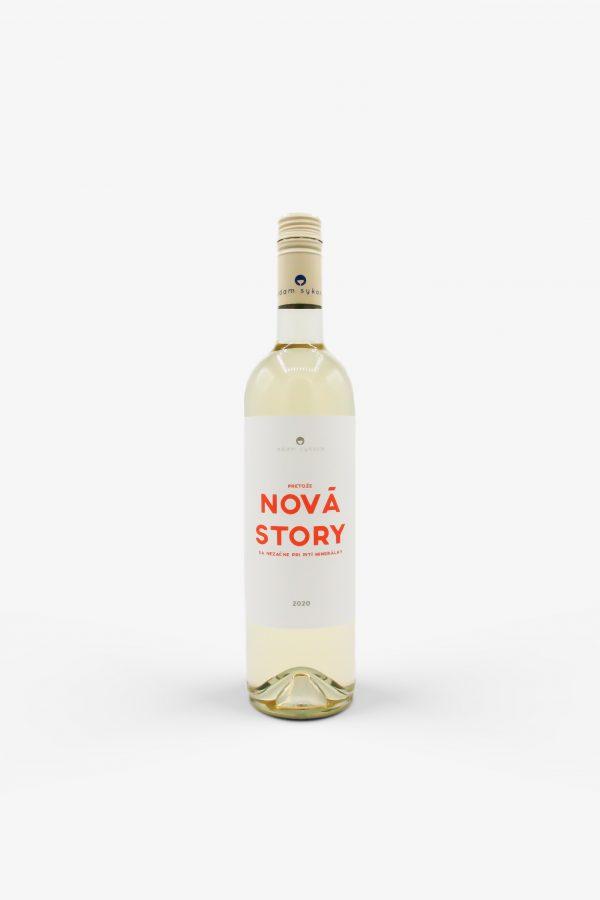 Adam Sýkora, Nová story 2020, vino, biele