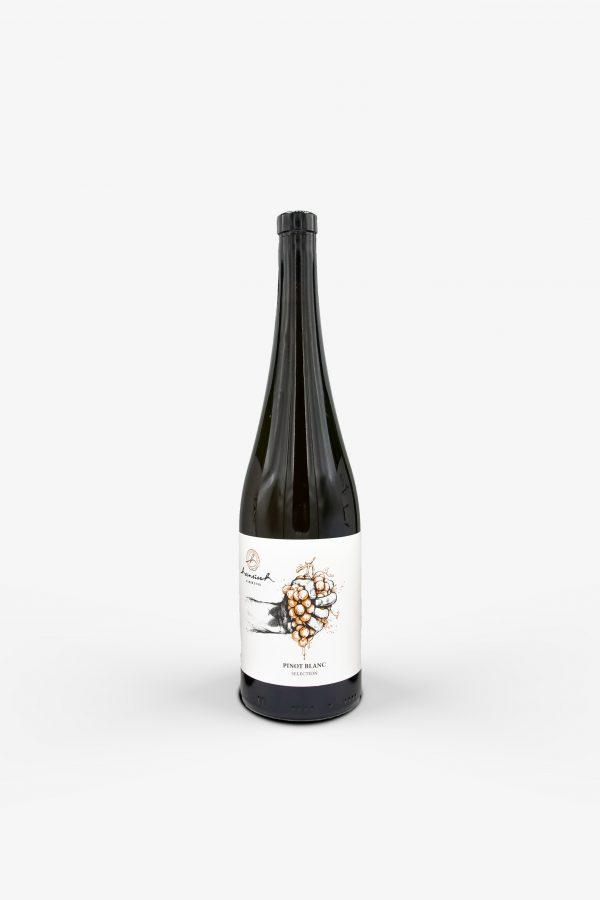 Hanusek, Pinot blanc, víno, biele
