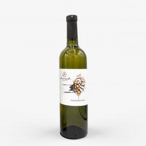 Hanusek, Veltlínske zelené 2020, vino, biele