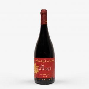 Dubovský a Grančič, Alibernet 2018, červené, víno