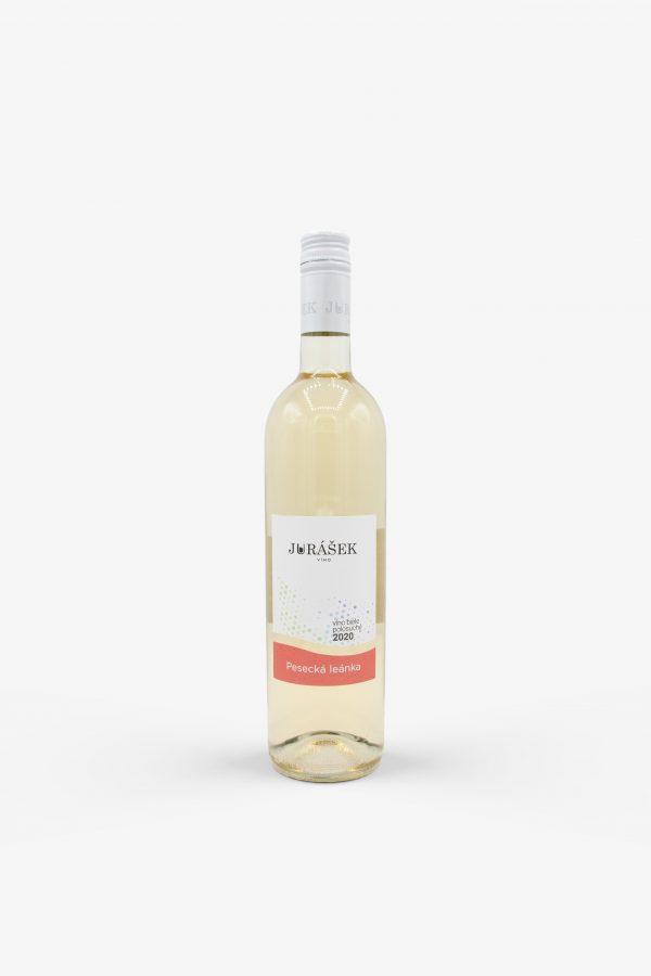 Jurášek, Pasecka leanka 2020, polosuché, víno