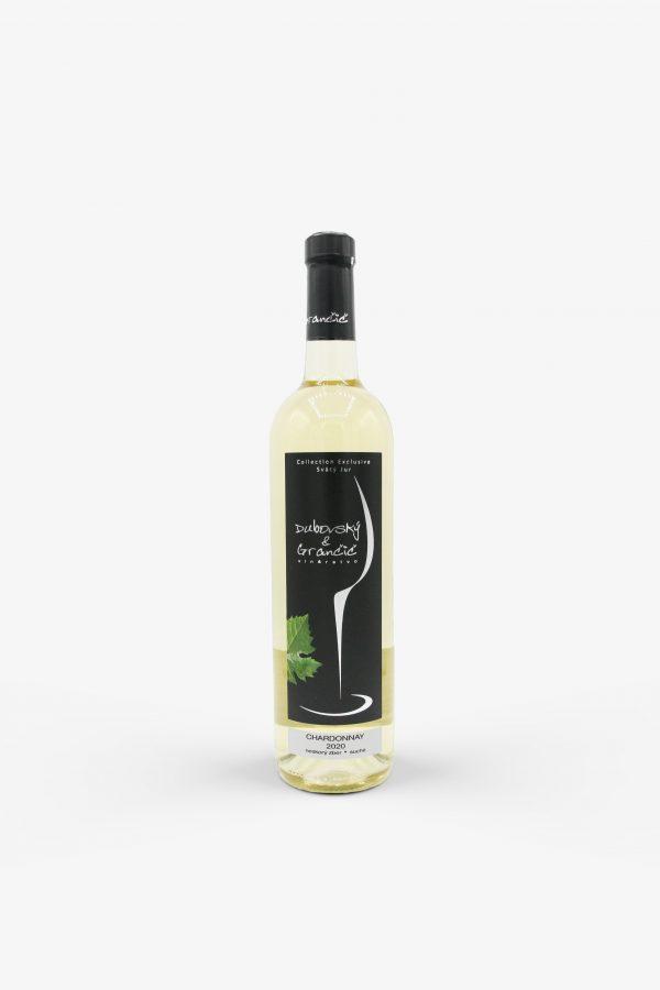 Dubovský & Grančič Chardonnay 2020
